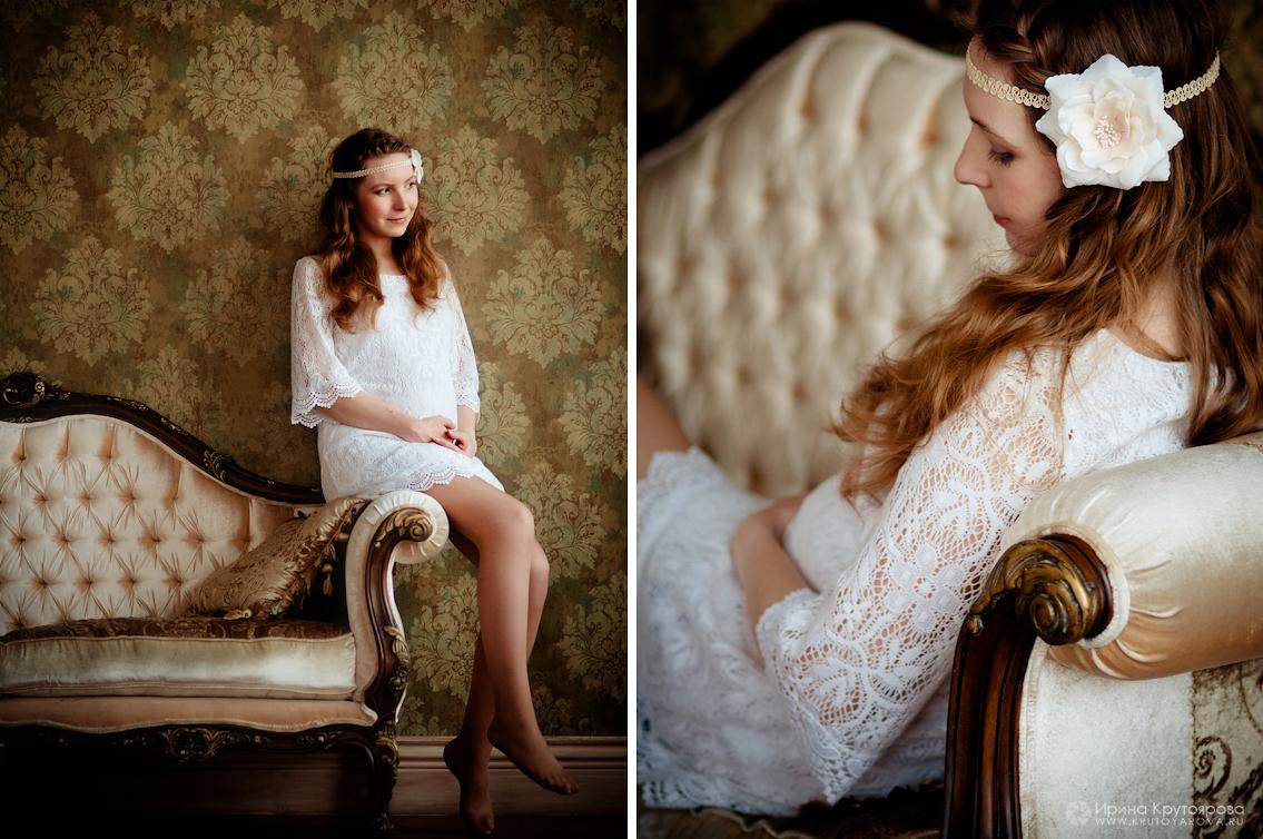 Фото беременная на кресле 19 фотография