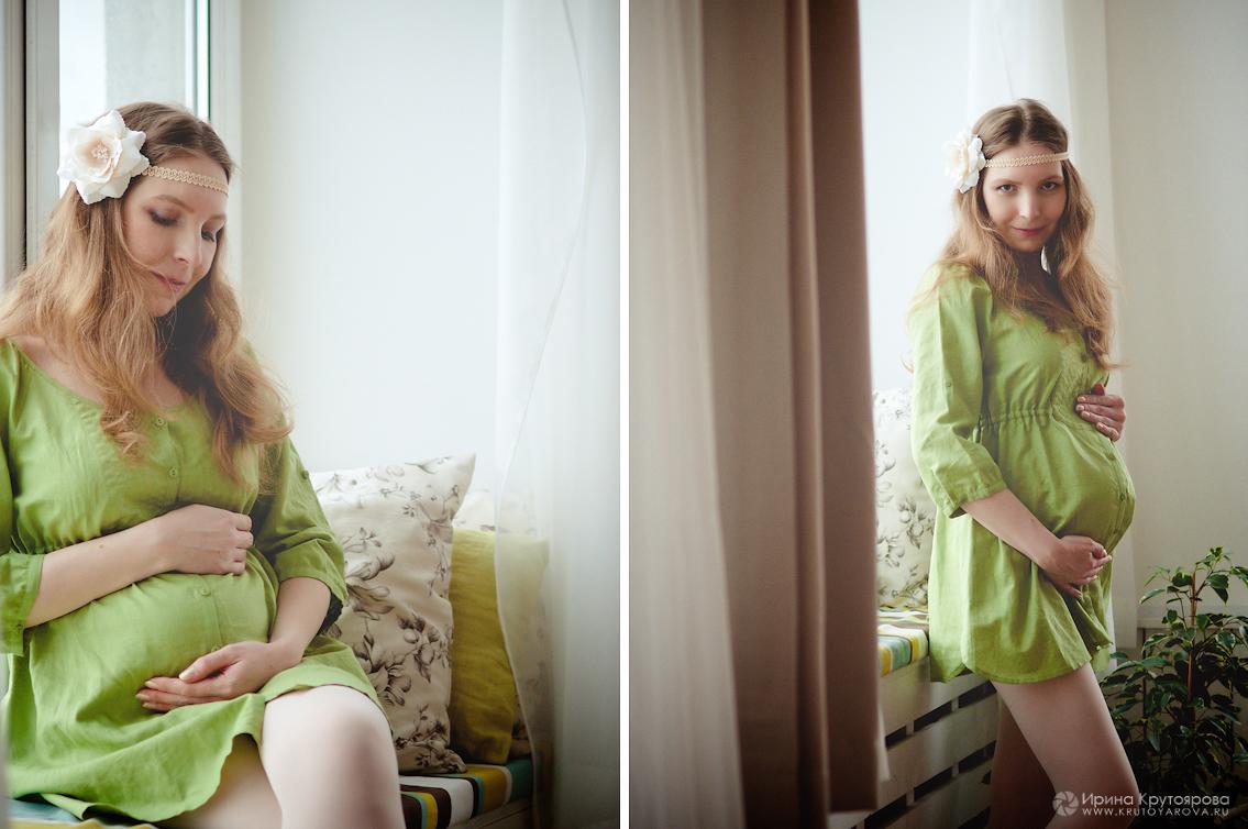 Идеи фото беременной деми мур